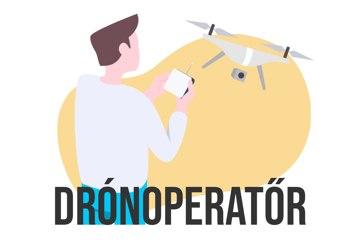 Drónoperatőr képzés