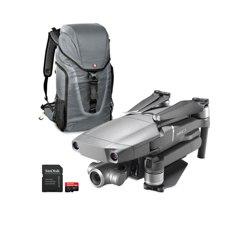 DJI Mavic 2 Zoom + Manfrotto Aviator Drone hátizsákkal + 32 gb-os Sandisk Extreme Pro memóriakátyával