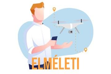 Online elméleti drónkezelő képzés
