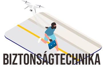 Drónok felhasználása a biztonsági szakmában képzés