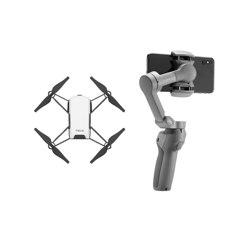 Tello intelligens drón & DJI Osmo Mobile 3 csomagban