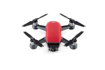 DJI Spark piros (Lava Red) 2 év garanciával