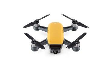 DJI Spark sárga (Sunrise Yellow)  2 év garanciával