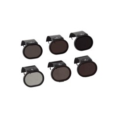 PolarPro Spark Filter 6-Pack  (fixált PL, ND8/PL, ND16/PL, ND8, ND16, és ND32 filter)